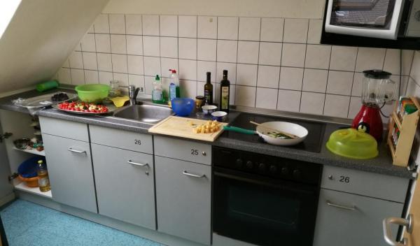 Bewohnerküche
