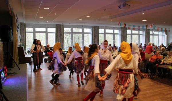 Helmut-Turck-Zentrum - Folkloretanzgruppe
