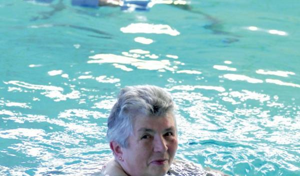 Helmut-Turck-Zentrum - Schwimmbad