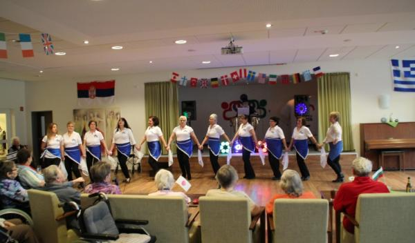 Helmut-Turck-Zentrum - Tanzgruppe