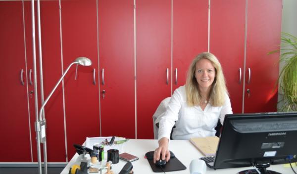 Astrid Schröder - Therap. Leitung und MRV-Leitung