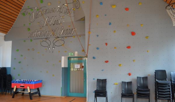Klinik Deerth - Turnhalle